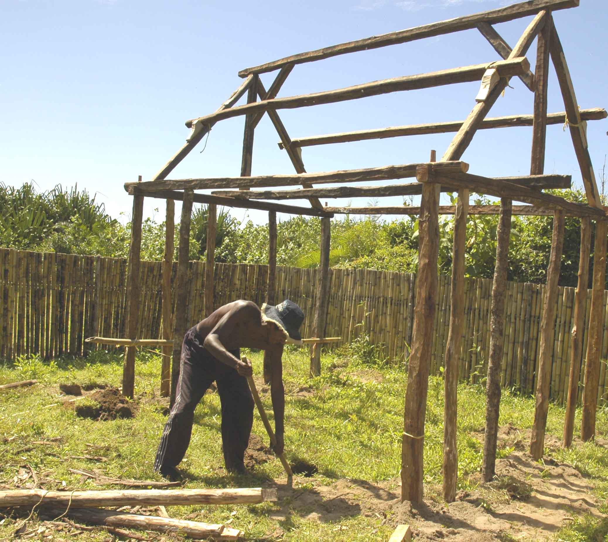 comment construire bungalow